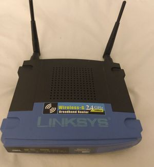 Linksys Wireless-G Broadband Router for Sale in Obetz, OH
