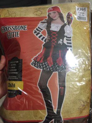 Child Pirate costume for Sale in Hialeah, FL
