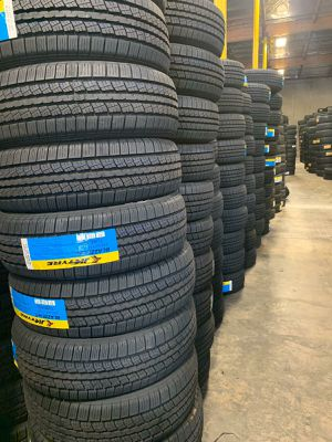 Mud Terrain TIRES NEW SET OF TIRES ALL for Sale in Phoenix, AZ