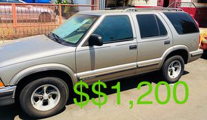 **$1,200 cash 98 Chevy Blazer 6lit 4.3 for Sale in Los Angeles, CA