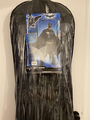 HALLOWEEN Adult Dark Knight Batman Costume - BRAND NEW! $140 for Sale in Miami Gardens, FL