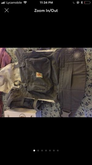 ergo baby carrier for Sale in Clifton, NJ