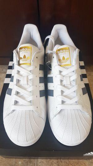 New Adidas Superstar (Sz 8 Women's/Sz 7 Men's) for Sale in Vancouver, WA
