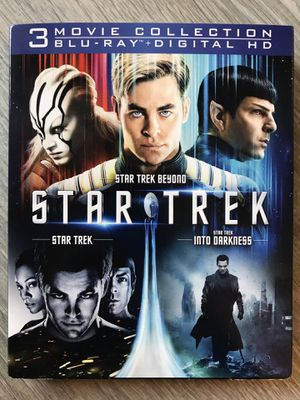 Star Trek Collection (New movies) Blu Ray for Sale in Bremerton, WA