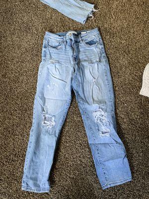 Light wash jeans for Sale in San Luis Obispo, CA