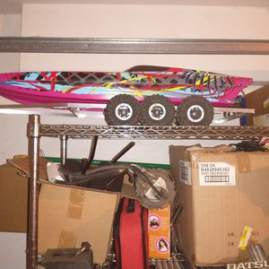 Rc Boat Trailers Custom Made for Sale in Cabazon, CA
