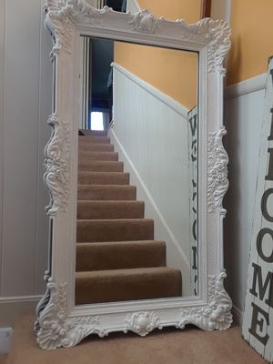 Vintage shabby chic mirror 34x58 for Sale in Riverside, CA
