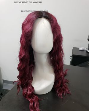 Rooted Berry Synthetic Wig for Sale in West Los Angeles, CA