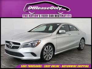 2018 Mercedes-Benz CLA-Class for Sale in North Lauderdale, FL