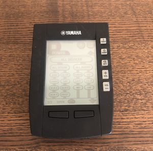 GENUINE YAMAHA RAV2000Z1 Remote Control for Sale in Phoenix, AZ