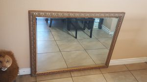 Antique mirror for living room for Sale in Los Angeles, CA