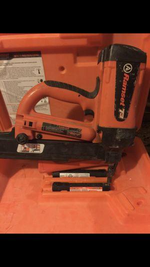 Ramset T3 nail gun for Sale in Hyattsville, MD