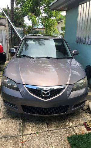 Mazda 3 2007 for Sale in North Miami Beach, FL