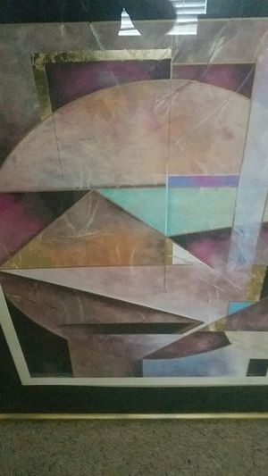Richard Hall Abstract Geometric Art for Sale in Tampa, FL