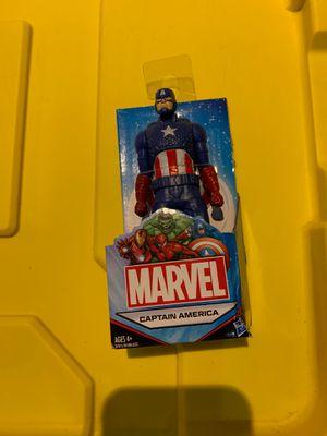 Captain America figurine for Sale in Allentown, PA