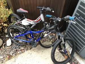 Kids bikes-Fuji and specialized for Sale in Denver, CO