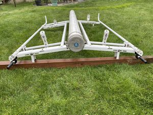 Adrian Steel ladder rack w/conduit holder for Sale in Tacoma, WA