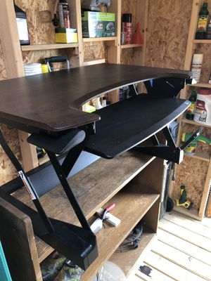 Standing desk for Sale in Rock Island, IL