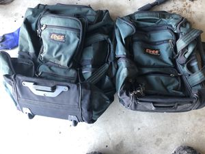 Men's, Duffle, Bag, Set, Luggage, Rolling, Suitcase, for Sale in Elk Grove, CA