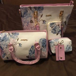 5 piece floral bag set for Sale in Phoenix, AZ
