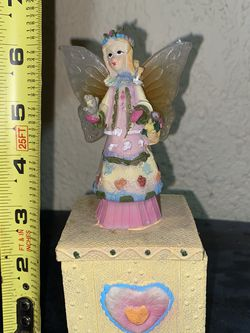 Fairy trinket box $5 or Free with another purchase for Sale in Hollywood,  FL