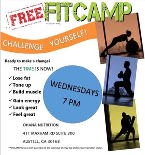 Fitcamp!!! for Sale in Mableton, GA