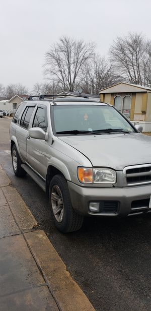 2003 nissan pathfinder LE for Sale in Alexandria, VA