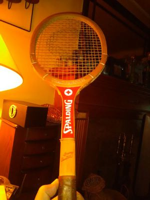 TENNIS RACKET SIGNED BY TRACY AUSTIN IN GREAT CONDITION for Sale in Parma, OH