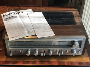 Pioneer SX-780 Receiver, Kenwood Turntable, Phase III Mini 5-Way Speakers *Contact Seller for Price* for Sale in Somerset, NJ