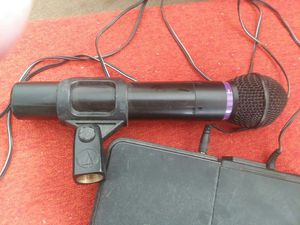 Wireless microphone for Sale in Burlington, ND