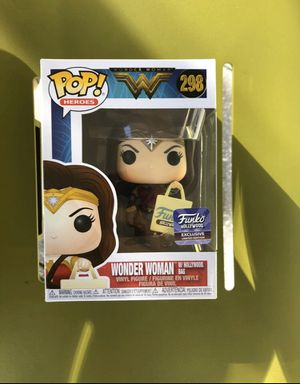 Wonder Woman Hollywood Funko Pop for Sale in Monrovia, CA
