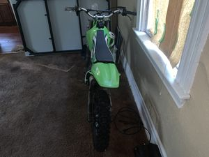 Dirt bike kw85 for Sale in Pittsburgh, PA