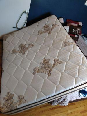 Queen size camper mattress for Sale in Pueblo, CO
