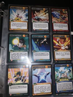 Old Set DBZ CARDS 🐉 dragonball Z for Sale in Lakeland, FL