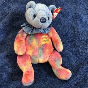 September birthday beanie baby with tag for Sale in St. Helens, OR