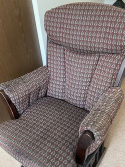 Dutailier Gliding Rocking Chair USED **Good Condition** for Sale in Covington,  KY