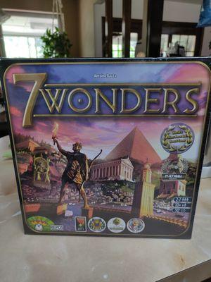 7 wonders board game for Sale in Oklahoma City, OK