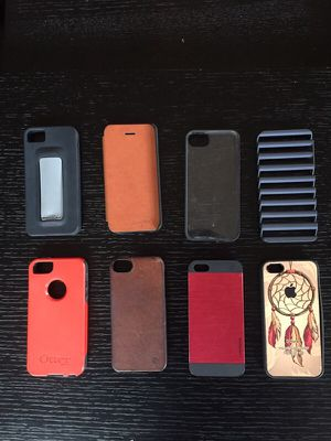 iPhone 5s or SE cases for Sale in Charlotte, NC
