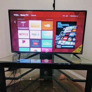Brand New TCL Roku TV For Sale $225 for Sale in Wheaton, IL