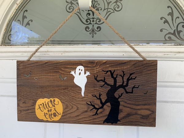 custom signs/ fall decor