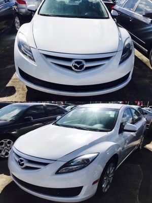2011 MAZDA MAZDA6 CLEAN TITLE LOW DOWN for Sale in Bellaire, TX