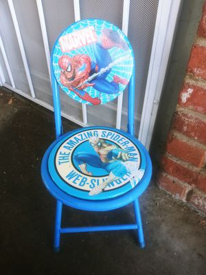 Kids chair foldable for Sale in Fresno, CA