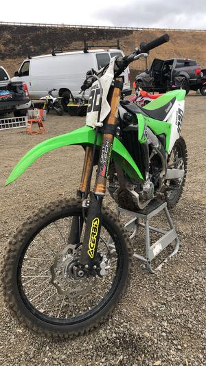 Kawasaki KX450f 2016 for Sale in Dublin, CA