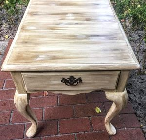One gorgeous hand-painted side table for Sale in Longwood, FL