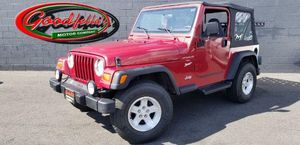 1998 Jeep Wrangler for Sale in Tacoma, WA
