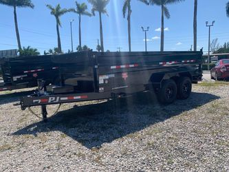 bobcat Dump trailer available for Sale in Kissimmee,  FL