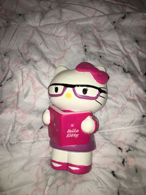 Hello kitty piggy bank for Sale in Spring Hill, FL