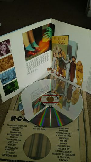 Vintage 50th Anniversary Limited Edition The Wizard of Oz for Sale in Fairfax, VA