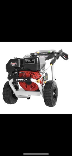 Simpson Pressure Washer 3300 PSI for Sale in Charlotte, NC