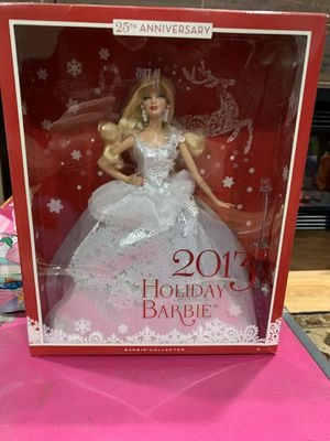 Holiday Barbie 2013 and 2015 for Sale in Buena Vista Township, NJ
